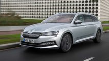 Skoda Superb Wagon iV