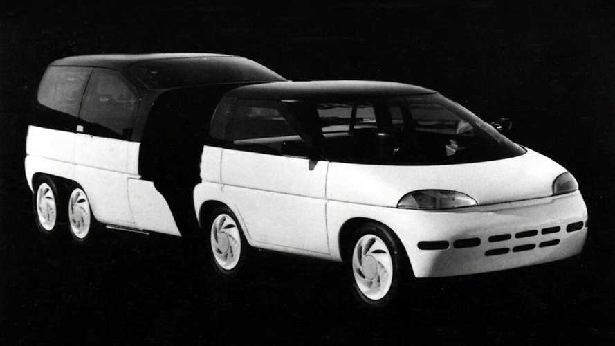 Plymouth Voyager III (1989)