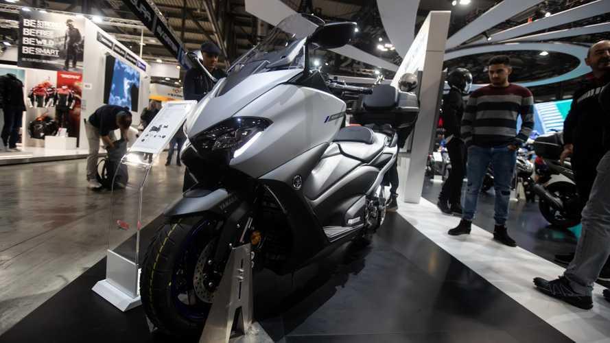 Yamaha TMAX 560 ad EICMA 2019