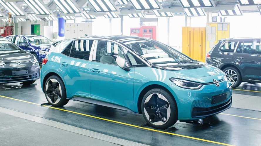 Volkswagen ID.3 é 40% mais barato de produzir que o Golf elétrico
