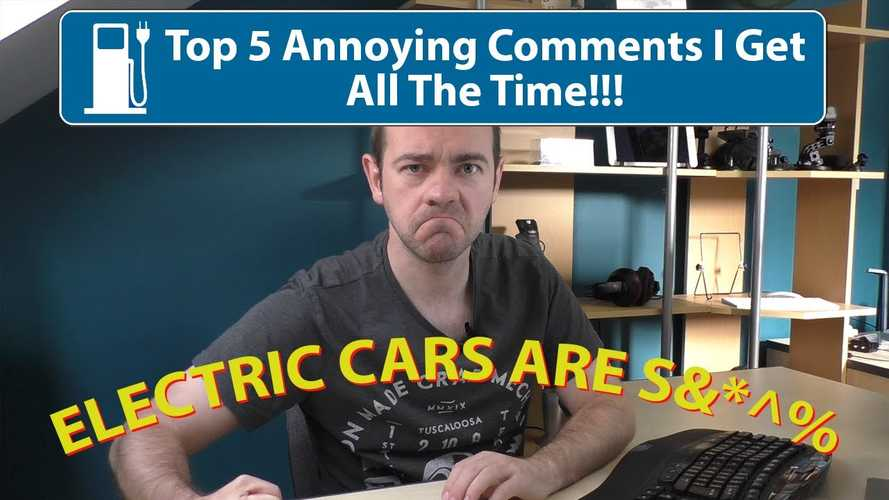 Oh, The Comments... These Are The Five Worst For An EV YouTube Channel