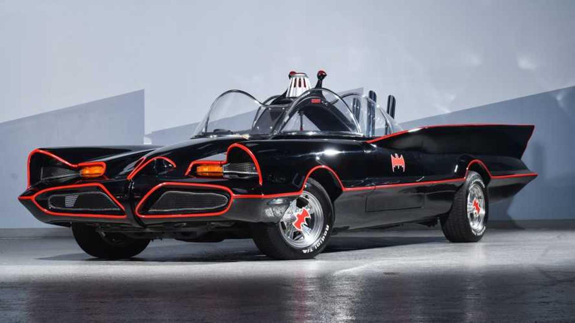 Save Gotham City In This $140K Batmobile Replica | Motorious