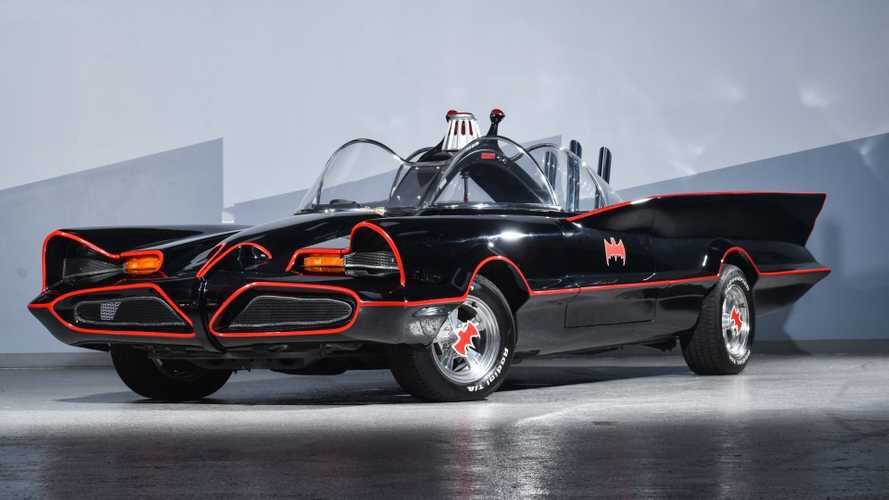 Save Gotham City In This Amazingly Accurate Batmobile Replica