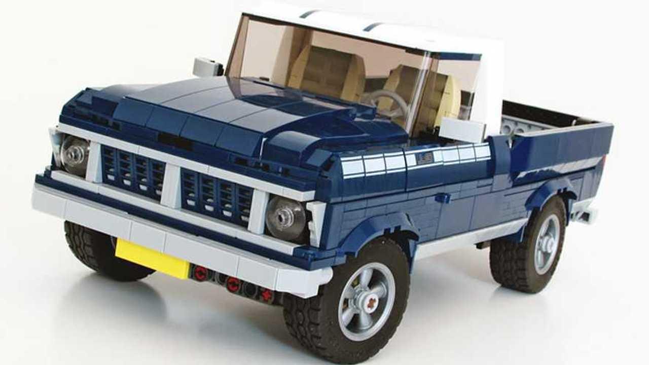 Lego Ford F100