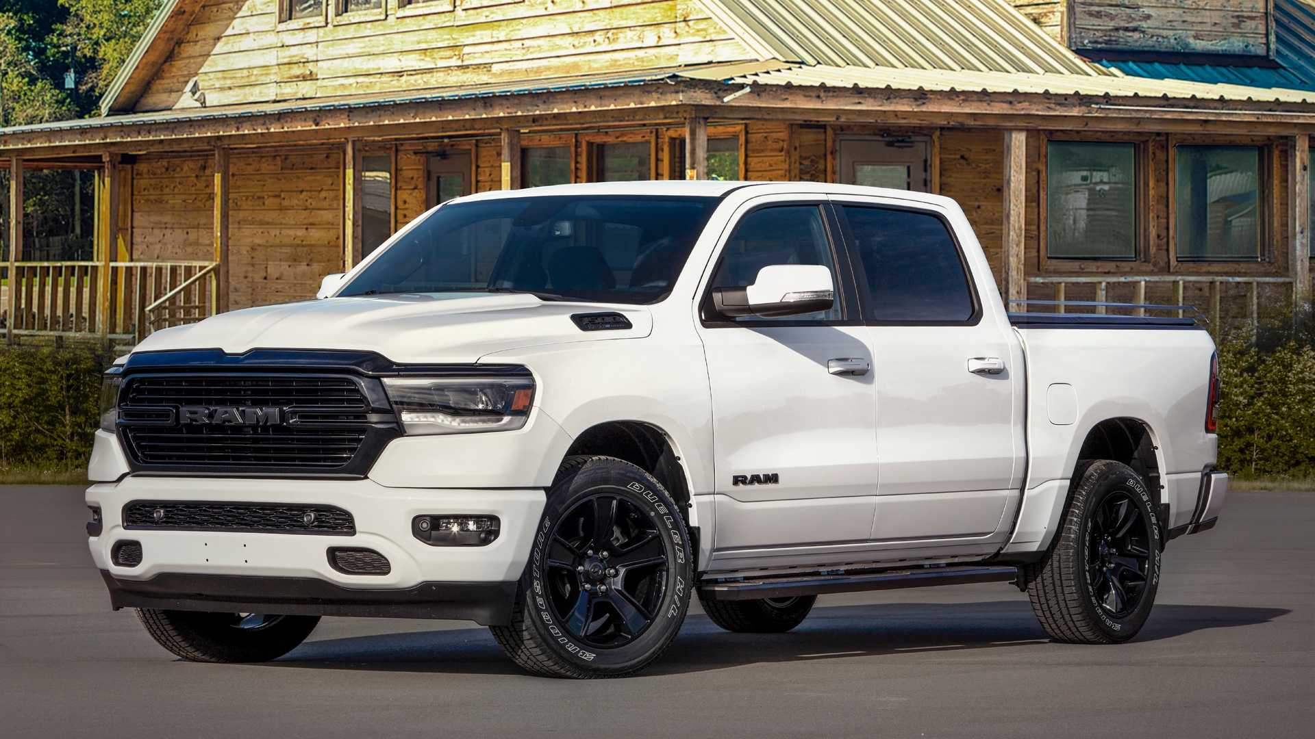 2020 Ram 1500 Gets Night Edition And Rebel Black Package