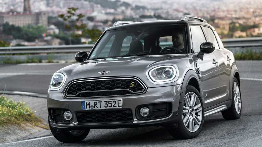 MINI Countryman, l'ibrida diventa più efficiente