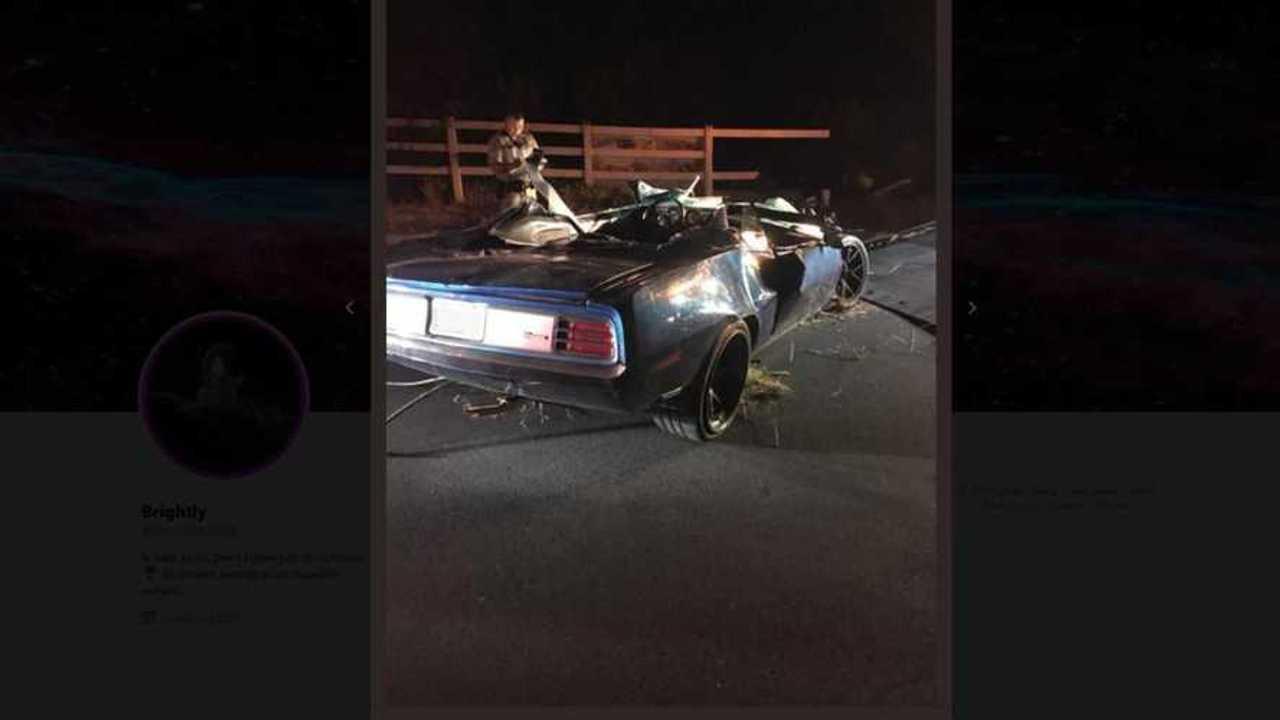 Kevin Hart'ın Yaptığı Kaza