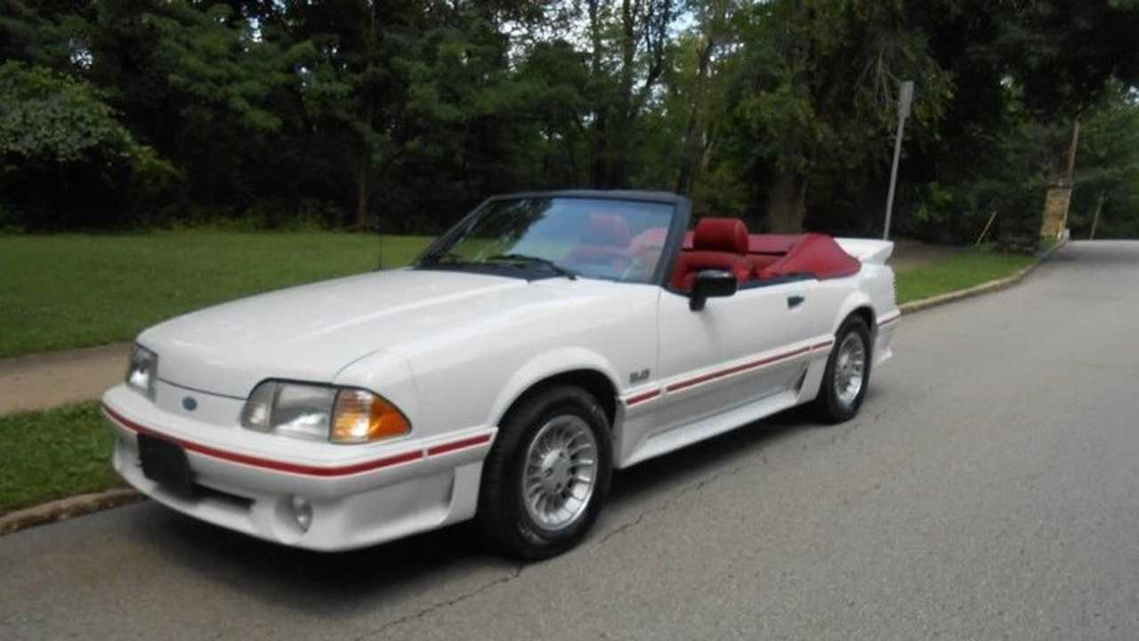 Rollin In Your 5 0 1988 Ford Mustang Gt Convertible