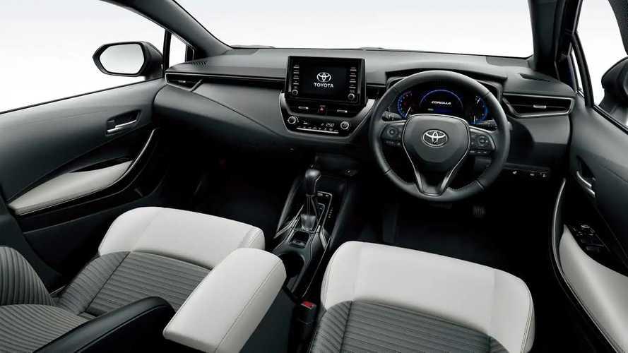 Toyota Corolla 2020 (Japão)