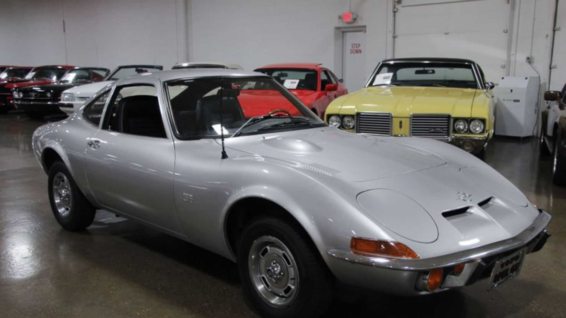 "[""At Under $20K, Would You Buy This 1970 Opel GT?""]"