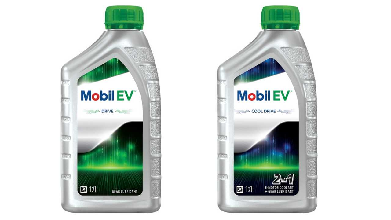 ExxonMobil Mobil EV fluids
