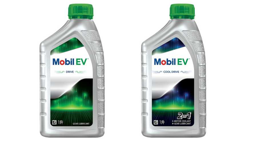 ExxonMobil Wants To Sell Us Electric Car Fluids