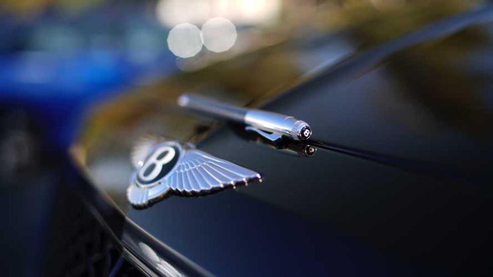 Bentley Fountain Pen Writes As Smoothly As Bentayga Drives