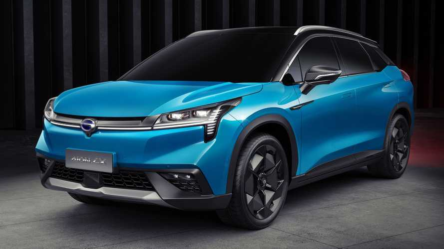 Meet The 404-Mile (NEDC) GAC Aion LX Electric Premium SUV For China
