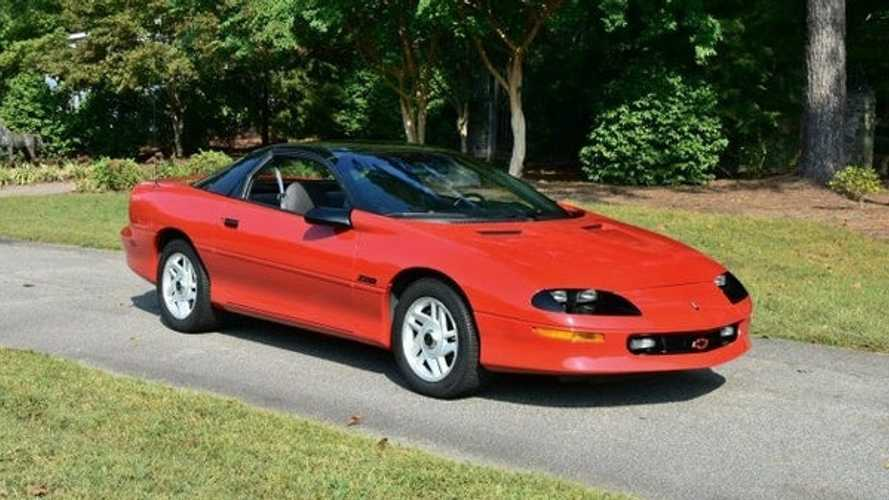 1994 Chevrolet Camaro Z28 Survivor Finds A New Home For $6,500