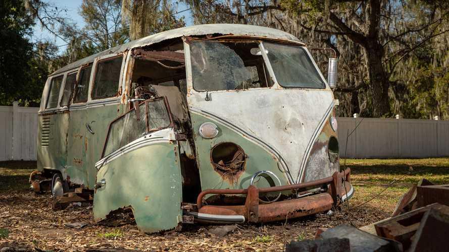 HVA Shows How It Rescued The Civil Rights Era 'Jenkins VW'