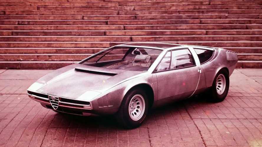 Alfa Romeo Iguana от Italdesign