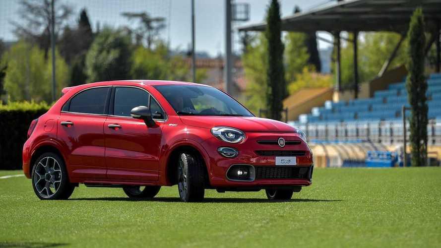 Fiat 500X Sport, il top di gamma ha 150 CV