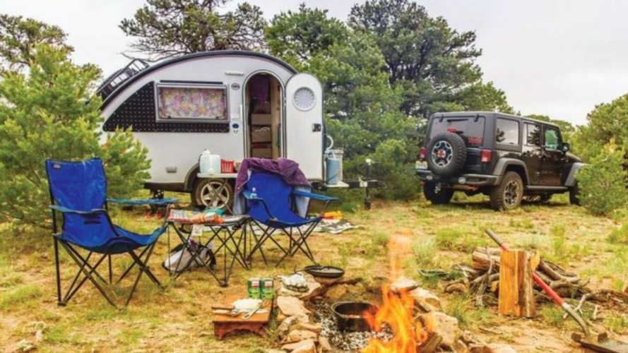 nuCamp 2020 TAB 320 Teardrop Trailer Gets First Major Update
