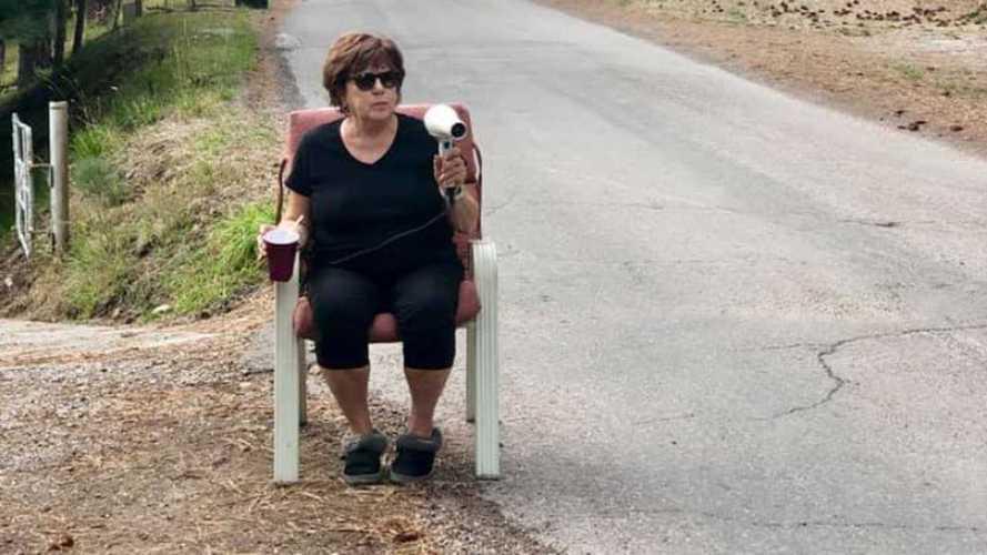 Американка придумала, как наказать уличных гонщиков феном
