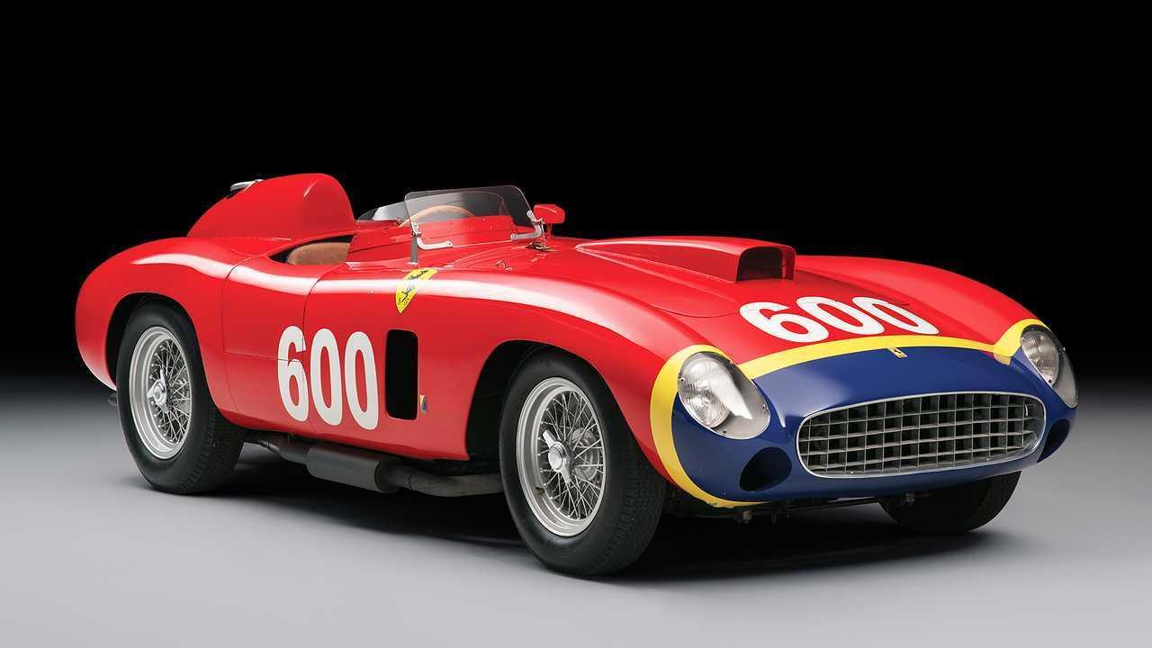 Ferrari 290 MM 1956 - 25,4 milioni di euro