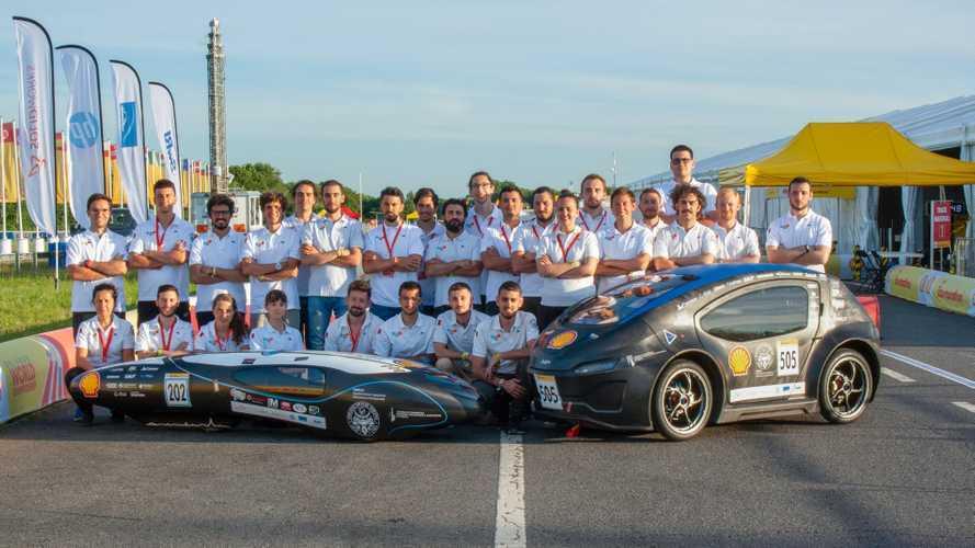 Team H2PolitO, un prototipo da 3.445 km con un litro