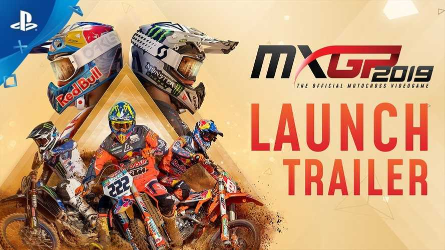 Tackle Motocross Tracks From Around The World In MXGP 2019