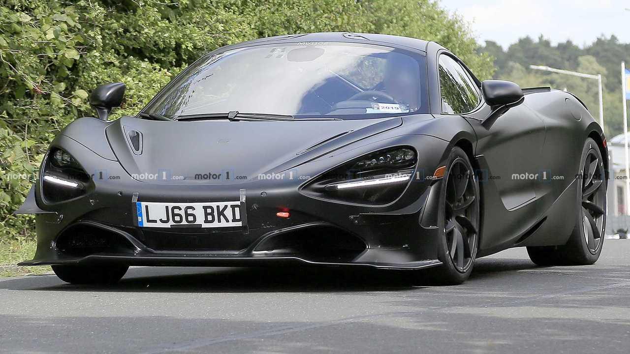 McLaren 750LT