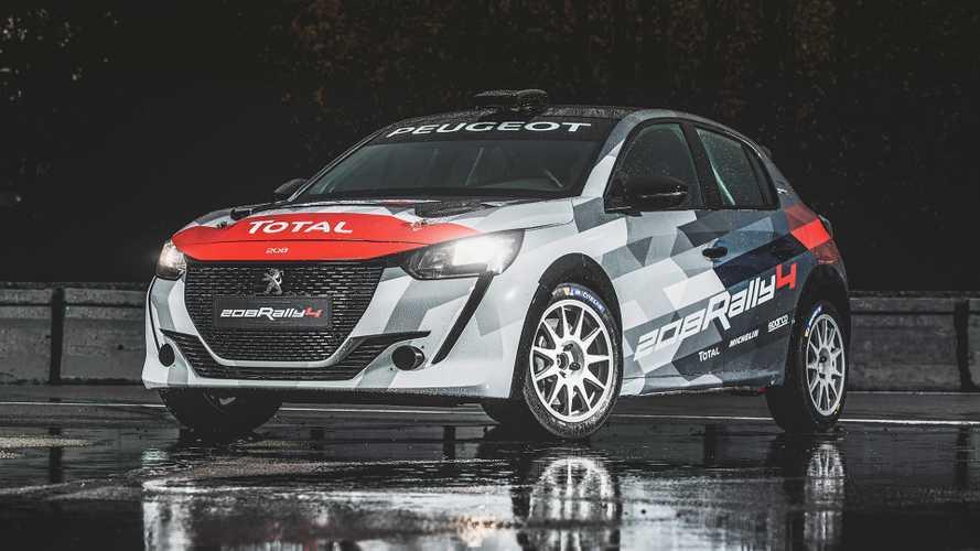 Nouvelle Peugeot 208 - Achetez la version rallye pour 66'000 € !