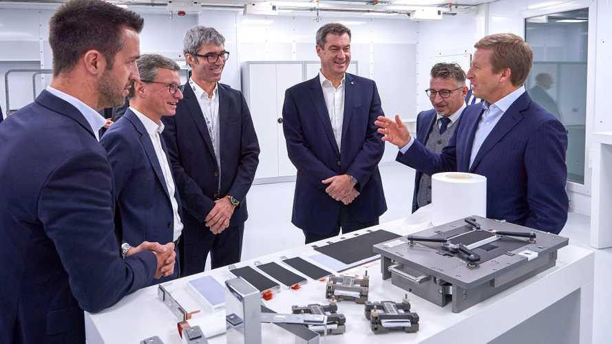 BMW Group Launches Battery Cell Competence Center In Munich