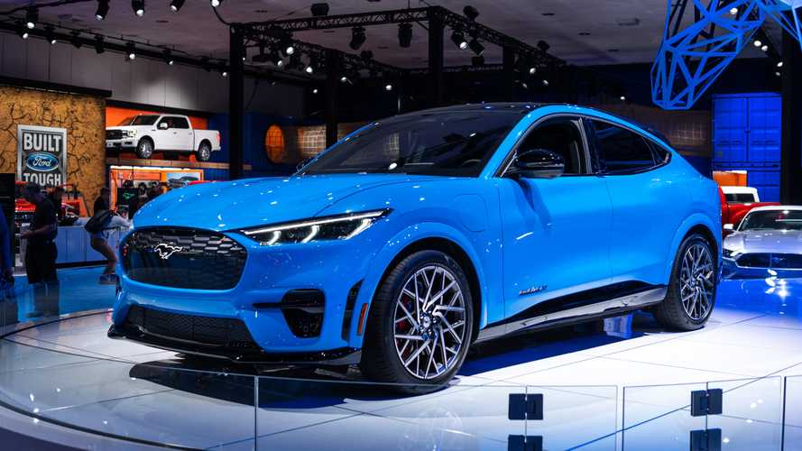 Ford Explains Why Mach-E GT Looks Different Than Other Trim Levels
