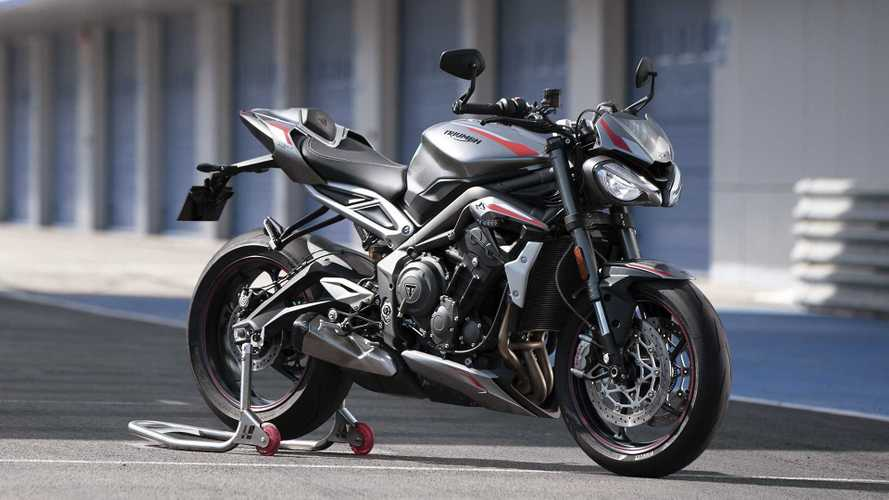 The Triumph Street Triple R Will Be Launched In India This Month