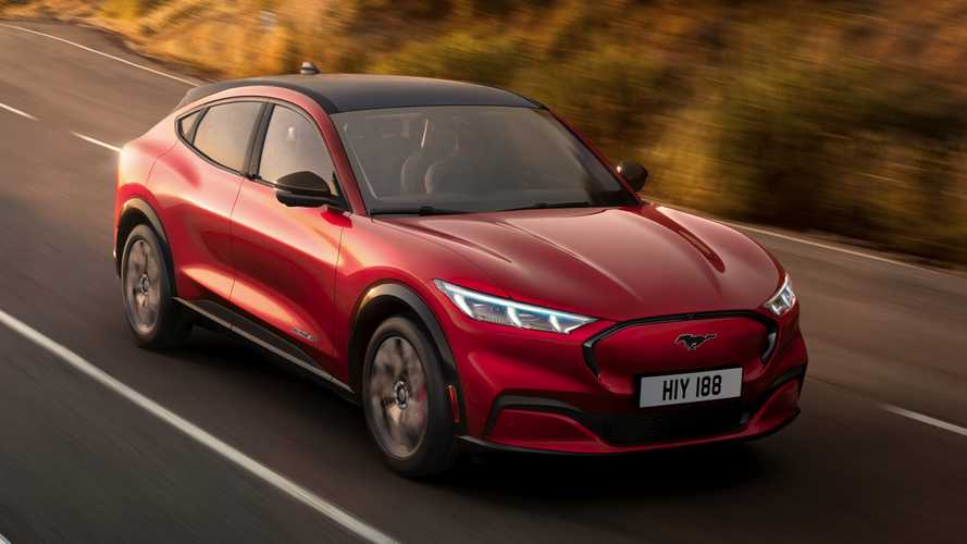 Ford Mustang Mach-E chegará à Europa antes dos Estados Unidos
