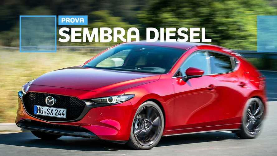 Mazda3 Skyactiv-X, il benzina che non ti aspetti