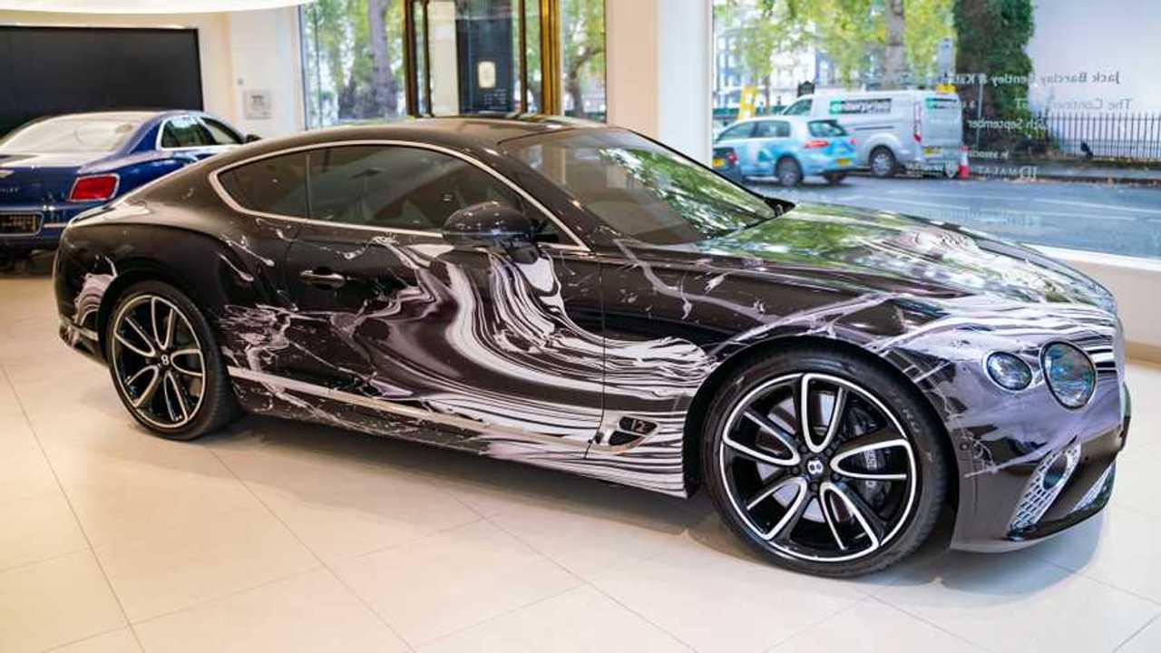 Bentley Continental GT Jack Barclay x Katrin Fridriks