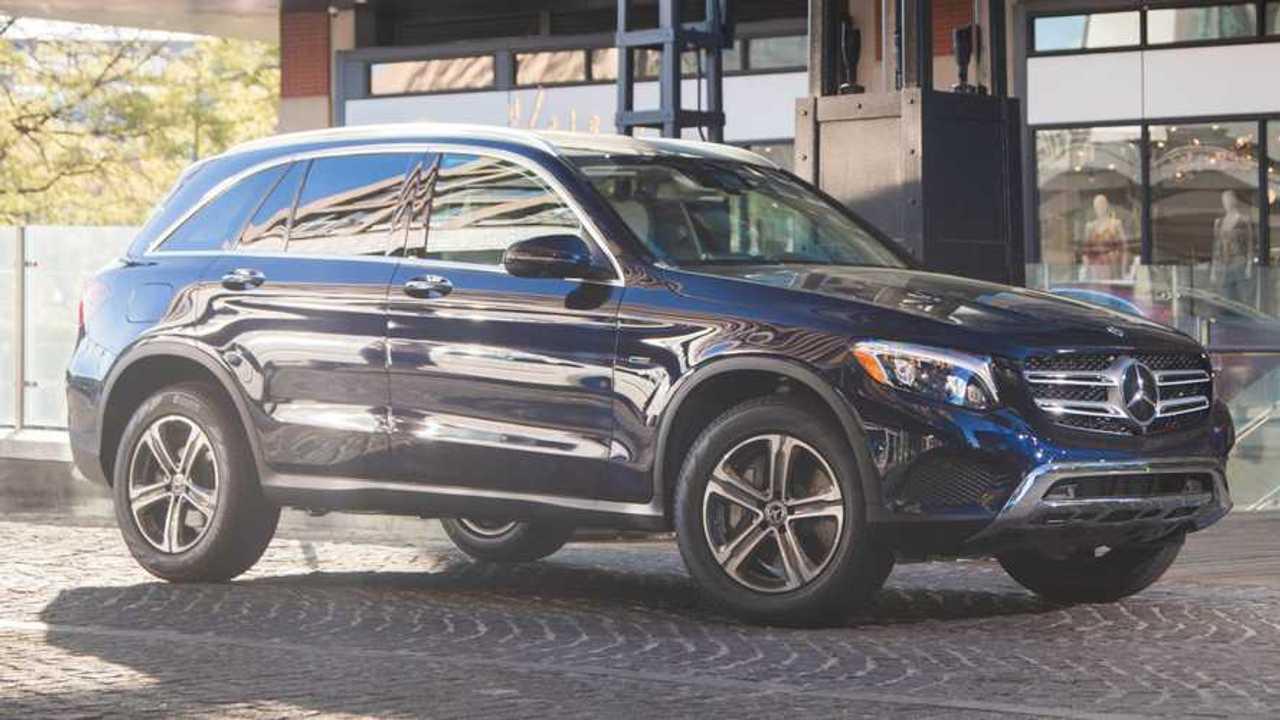 2019 Mercedes GLC 350e
