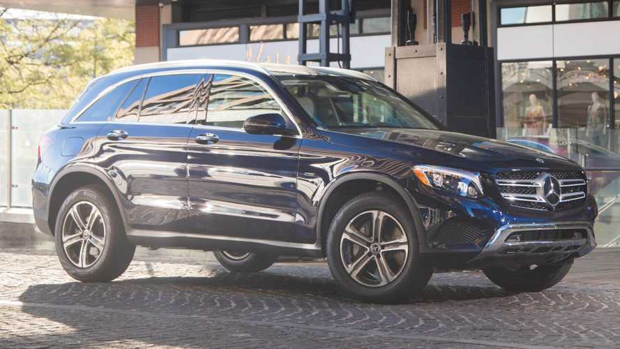 2020 Mercedes GLC 300e plug-in petrol hybrid revealed