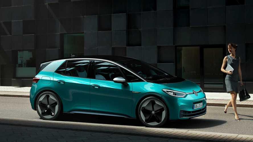 Hivatalos: Bemutatkozott a tisztán elektromos-hajtású Volkswagen ID.3