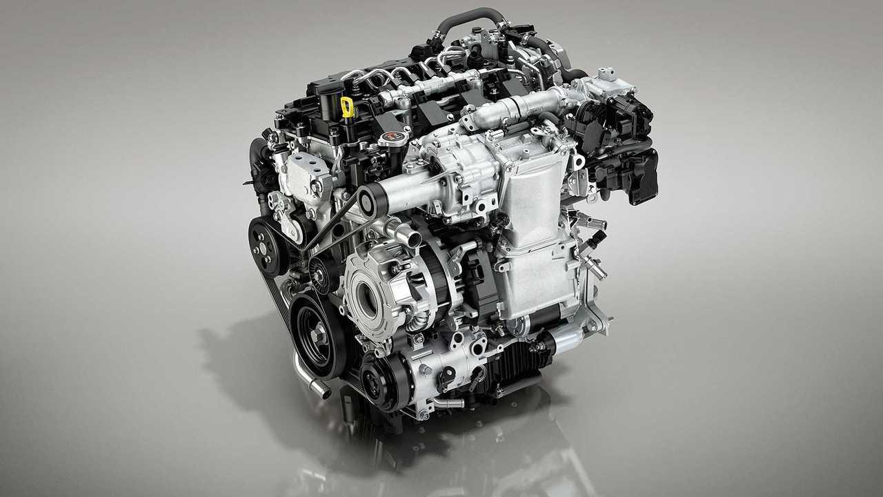 Mazda Skyactiv-X, la tecnologia