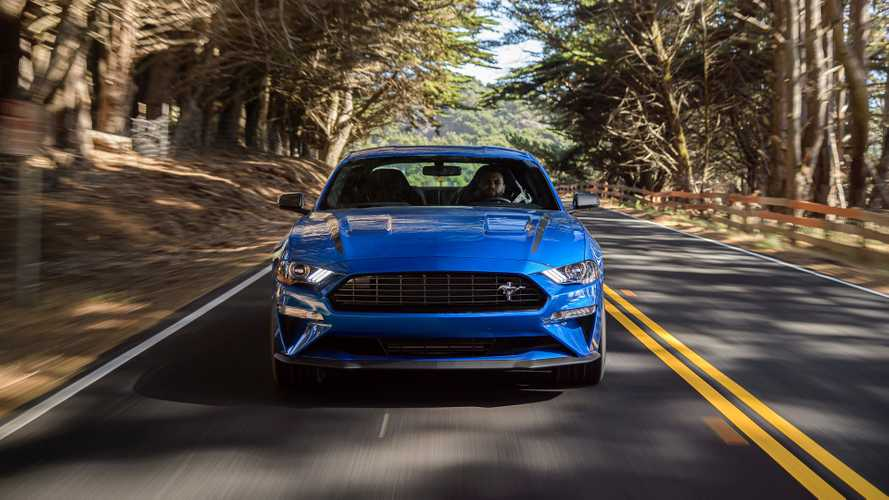 2020 Ford Mustang EcoBoost High Performance Package: First Drive