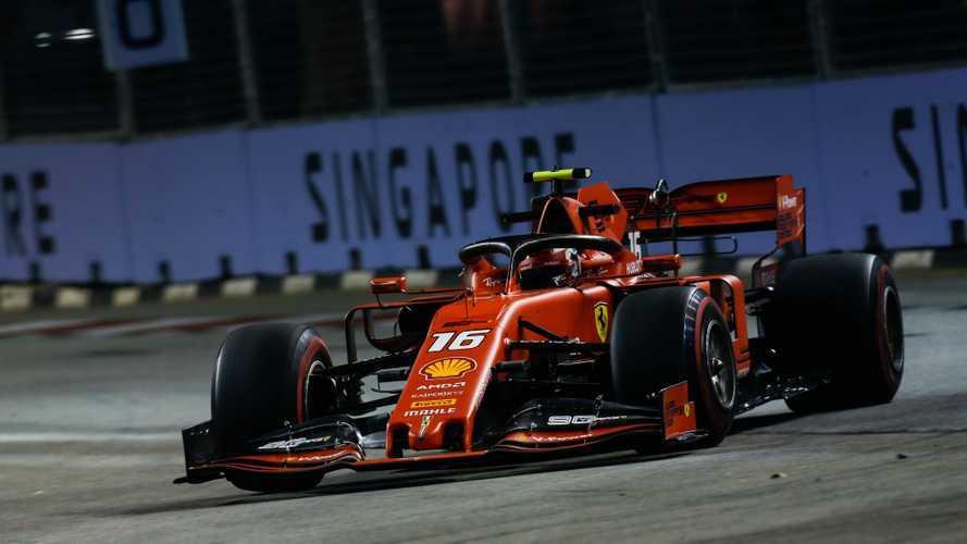 """Leclerc és a Ferrari rádióbeszélgetése: """"Mindent akarok!"""" (videó)"""