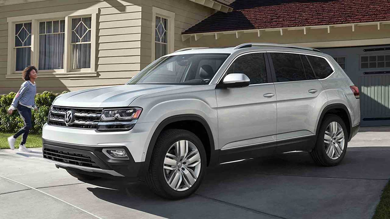 Top 10 VW Auslandsmodelle: VW Atlas/Teramont