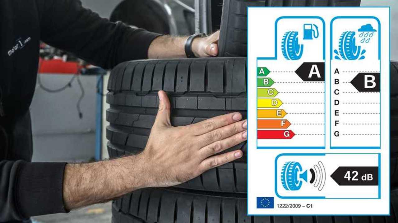 Copertina Pneumatici, nuove etichette Ue per risparmiare carburante