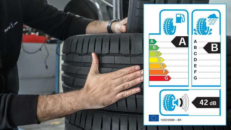 Pneumatici, nuove etichette Ue per risparmiare carburante