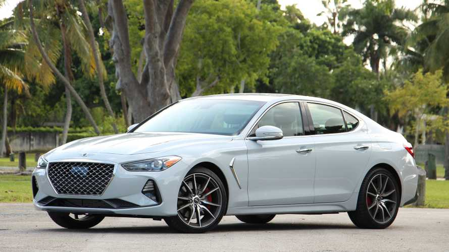 2020 Genesis G70 2.0T M/T: Review