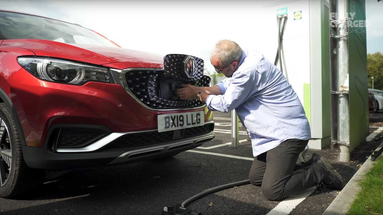 Fully Charged Takes A Look At The MG ZS EV: Video