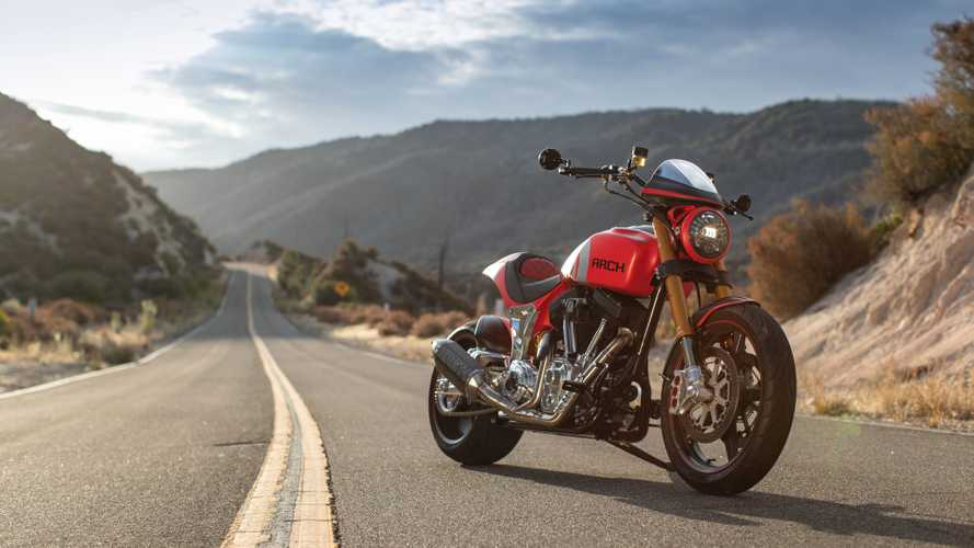 Arch Motorcycles Announces Updated KRGT-1 Ahead Of EICMA
