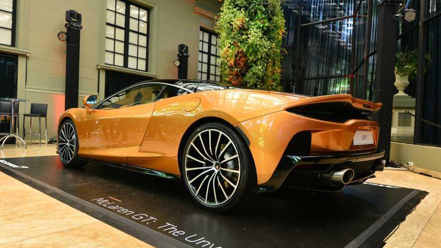 McLaren GT Brasil - Ao Vivo