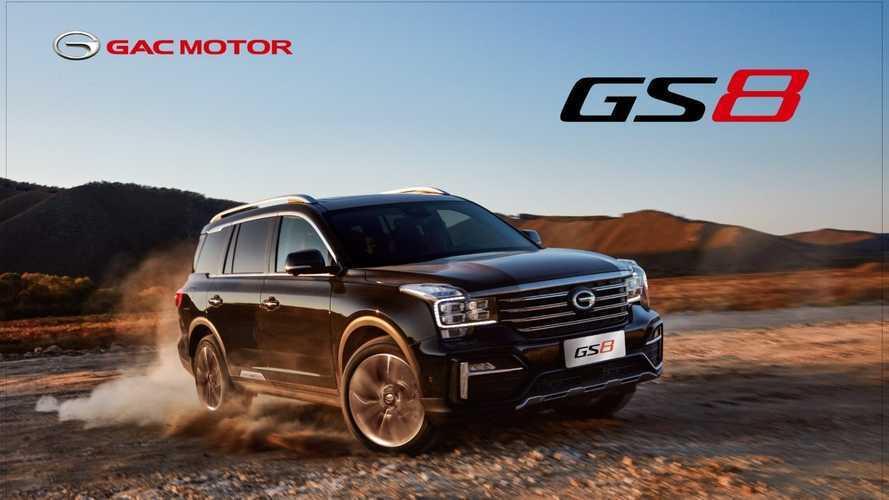 В Россию привезли китайских конкурентов Kia Sorento