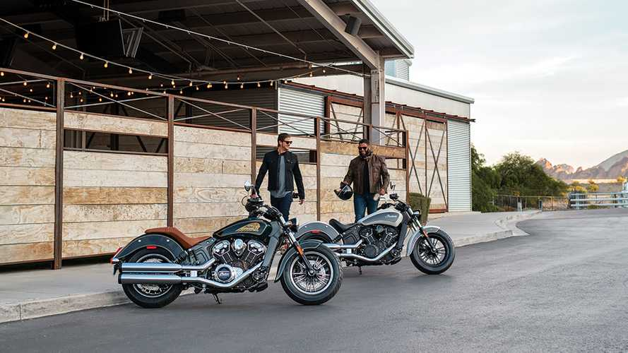 2020 Indian Scout Lineup